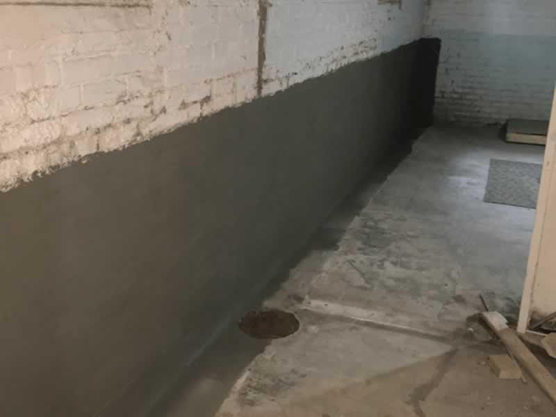 Basement Waterproofing hire service