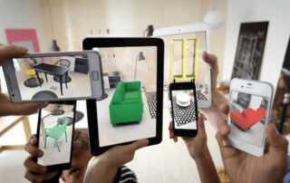 Buying Furniture Online - shopping