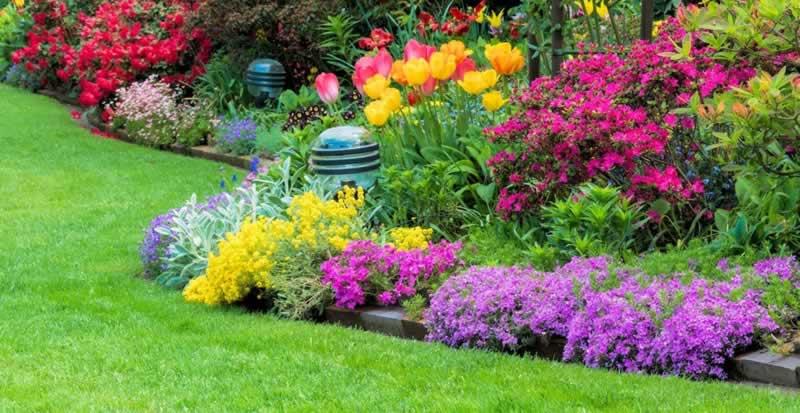 Garden Installation for the Best Gardens - mood