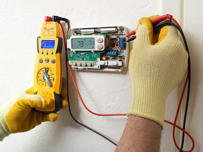 HVAC Contractors in Irvine CA - Local Irvine, CA Air Conditioner Repairs - thermostat