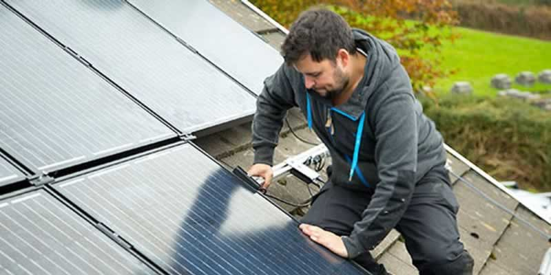 Home Interior Remodeling Projects that Are Environmentally Friendly - solar panels