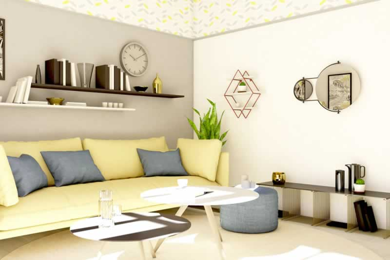 How To Make Your Home More Inviting And Comfortable To Hang Out In - living room