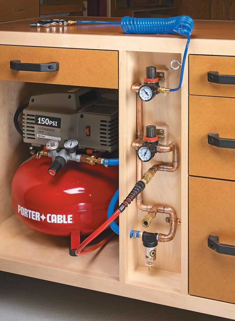 How to Choose Air Compressor For Your Home Garage