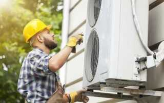 How to Find a Reliable Air Conditioning Contractor in Clarksville - external unit
