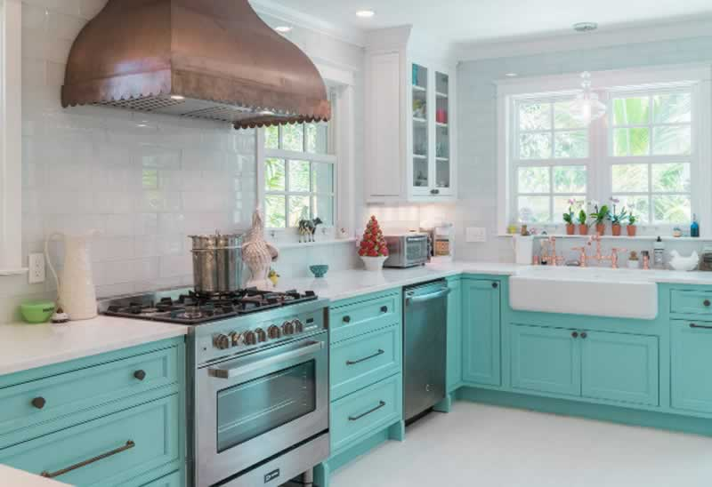 How to Pick the Right Kitchen Style - color
