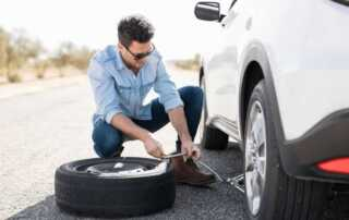 How to change your car tyre the easy way