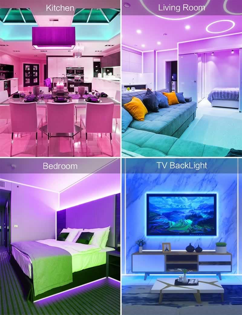 How to design trendy room lighting -rooms