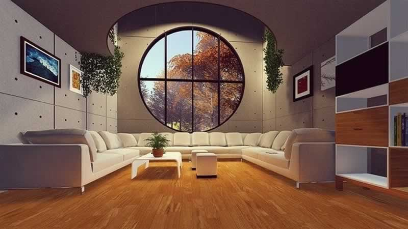 Invest In These Things To Make Your Home Comfortable All Year Round - living room