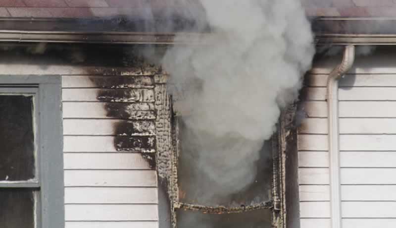 The Hidden Dangers of Smoke Damage - smoke