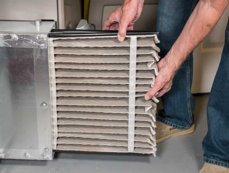 The most critical HVAC problems you might face - dirty filter