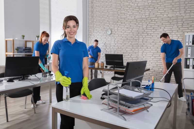 Tips To Select A Good Cleaning Service For Your Office - cleaners