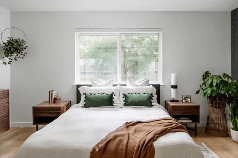 Tips to Redesign Your Bedroom With Breaking Your Budget - modern bedroom