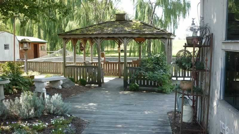 Useful DIY Landscaping Tips From the Pros - gazebo