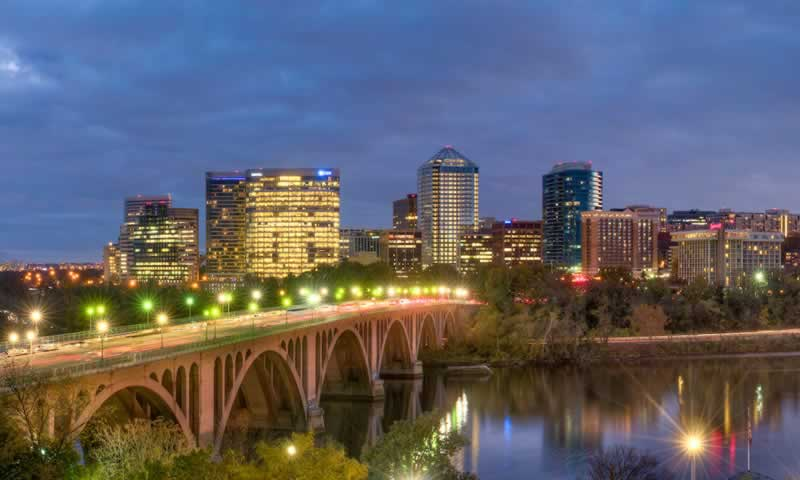What To Know About Moving to Arlington - bridge