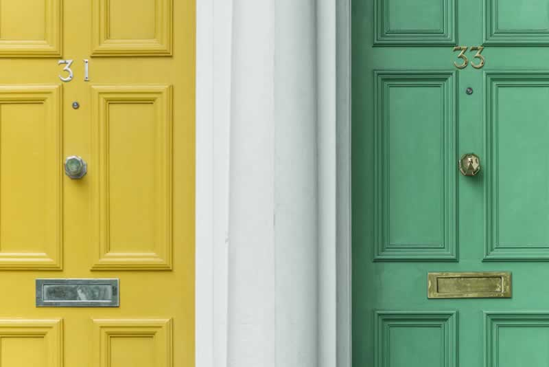 What are the Standard Door Sizes for Interior & Exterior (USA) - standard