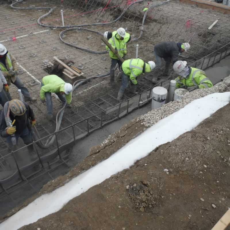 What is a disadvantage of using shotcrete