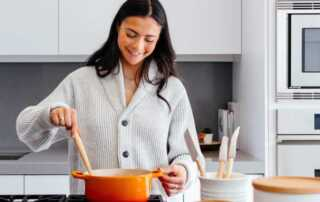 Why Ceramic Cookware is Better Than Stainless Steel Cookware - cooking