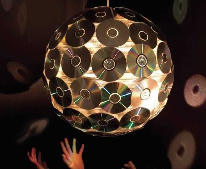 3 Easy and Budget-Friendly DIY Crafts - disco ball