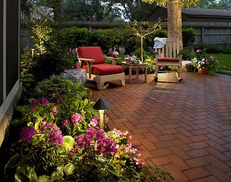 4 Tips for Upgrading Your Garden - patio