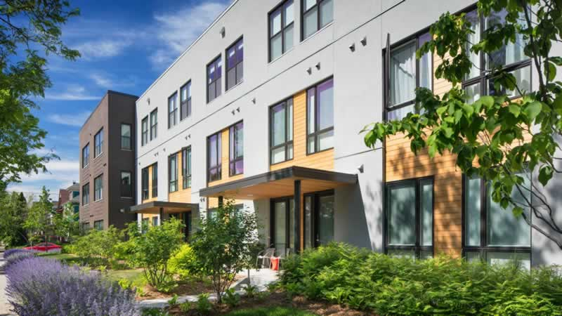 5 Ways to Keep Your Apartment Exterior Looking Clean - plants
