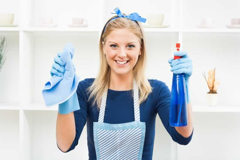 7 Ways Part Time Maid Can Help You Keep Your Home Clean - maid