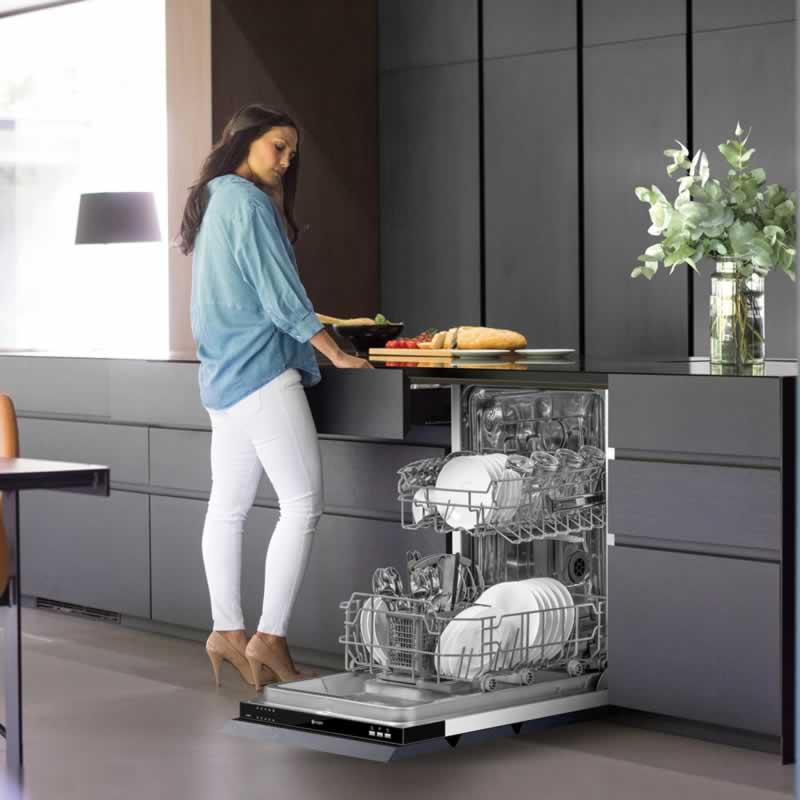 BOSCH VS. MIELE - Miele dishwasher