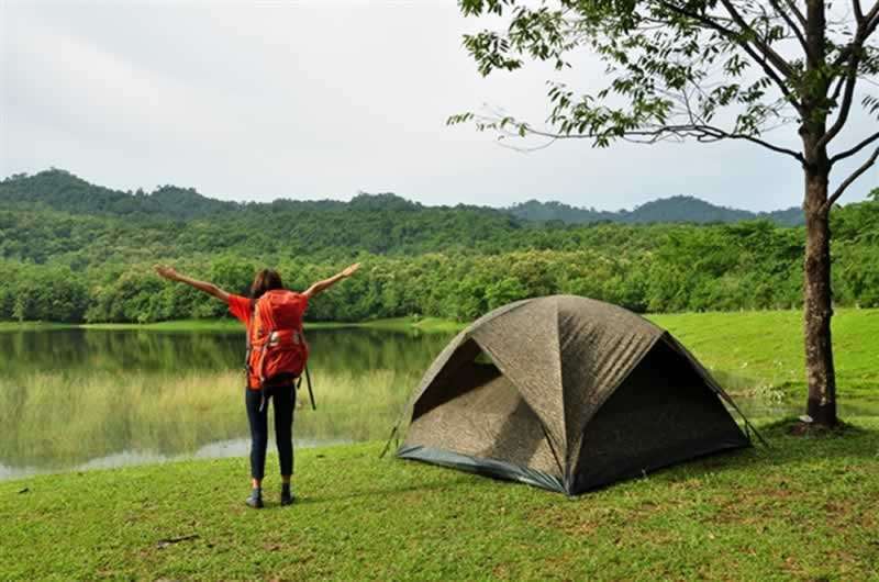 Camping Alone - The Do's and Don'ts