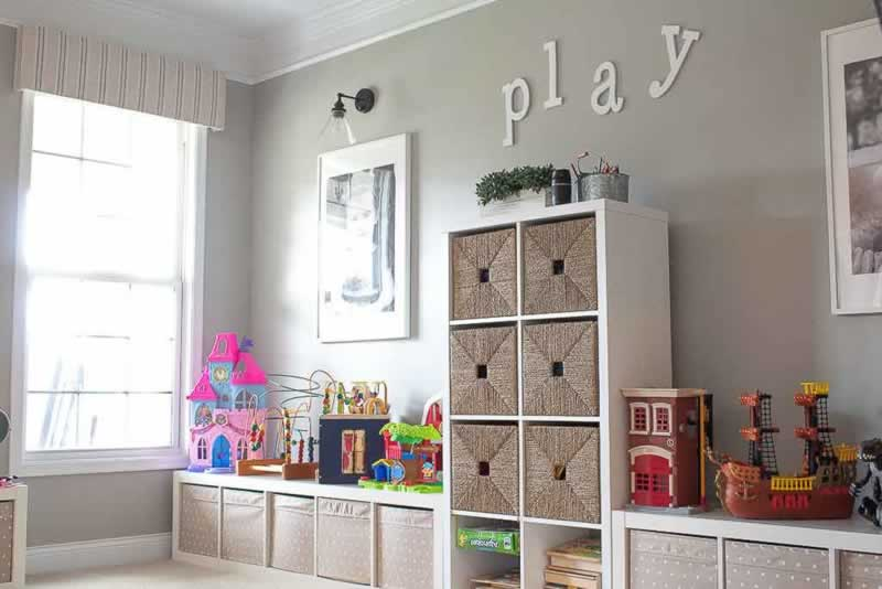 Changing Your Playroom as your Child Grows
