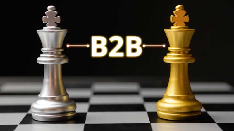 Competitive SEO Analysis for B2B - B2B