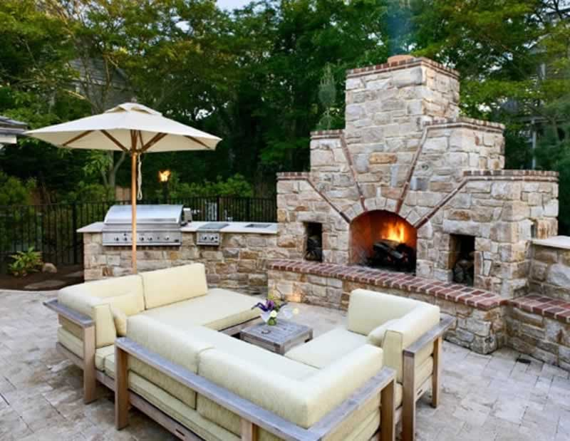 Creating an Outdoor Kitchen in Your Yard