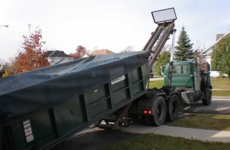 Dumpster Rental Services for Construction Companies in Maryland - dumpster