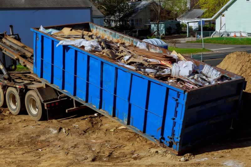 Dumpster Rental Services for Construction Companies in Maryland