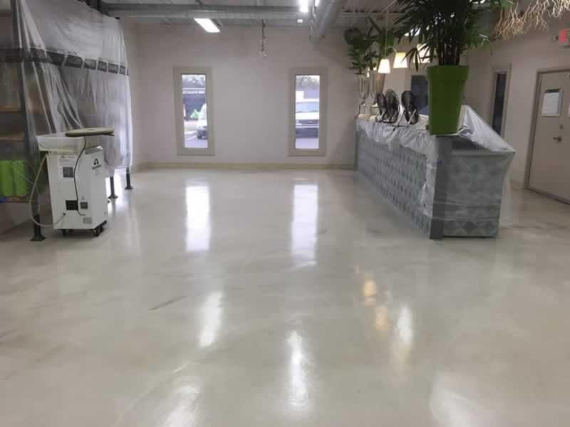 Epoxy Flooring - Adds Aesthetic Appeal
