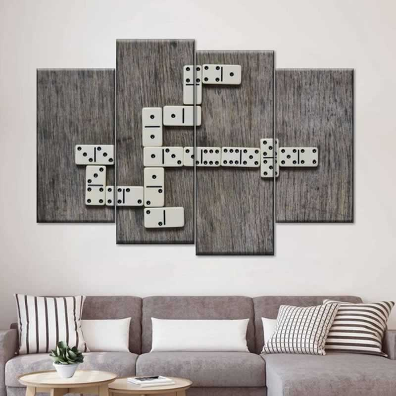 GAME ROOM INSPIRED WALL ARTS - theme