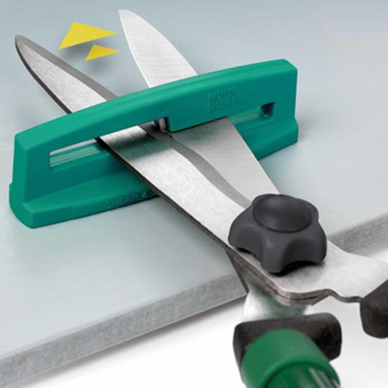 How Do You Sharpen Hedge Shears - shear sharpener