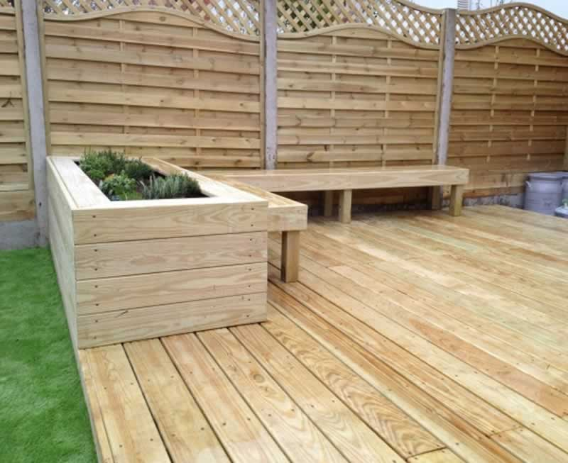 How To Build Your Own Garden Deck
