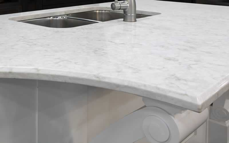 How To Choose The Right Countertop Edge Style