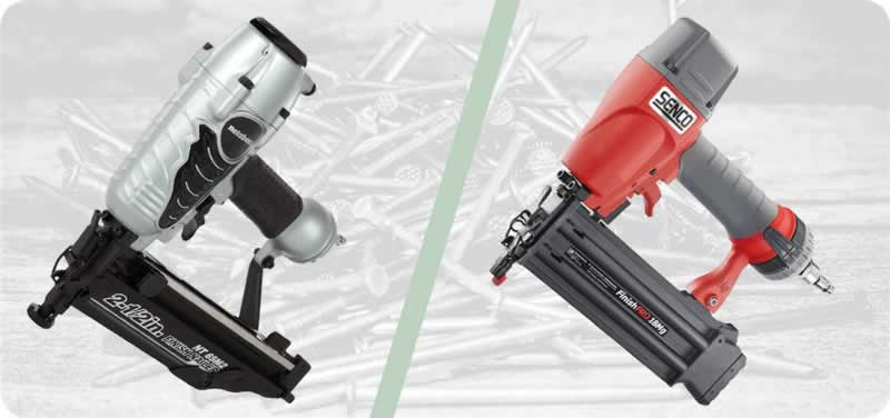 How to Choose the Right Nail Gun for Your Project - nail guns
