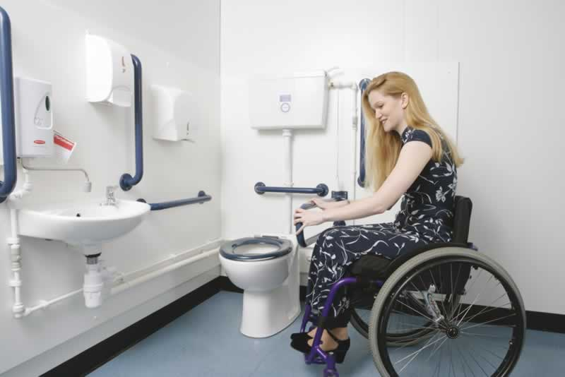 How to Make Your Bathroom To Be Handicap Accessible - bathroom