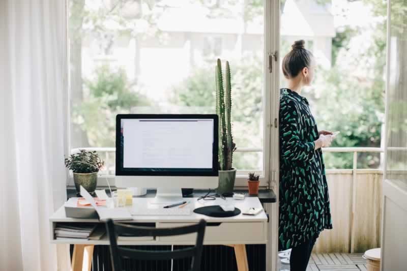 How to create the perfect workspace - home office