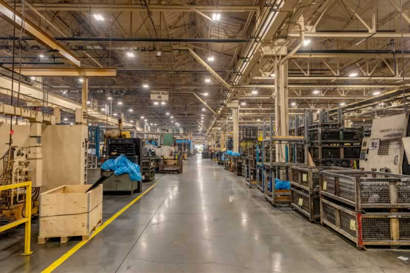 Implications of installing LED high bays in your industrial facility - industrial facility
