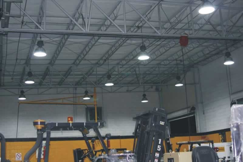 Implications of installing LED high bays in your industrial facility