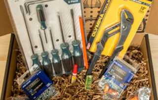 The ideal tool chest for beginners