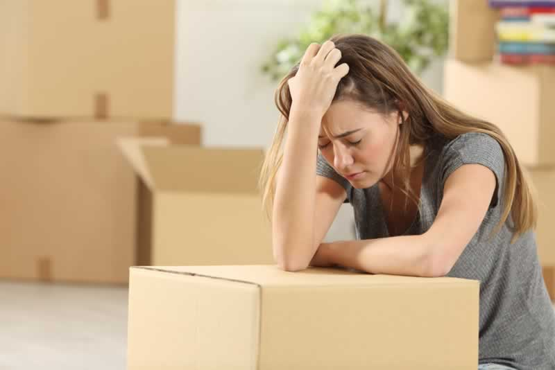 Tips to lessen your Moving Stress