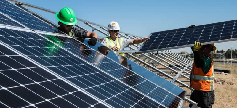 Top Good Reasons Why You Should Go Solar - installing solar panels
