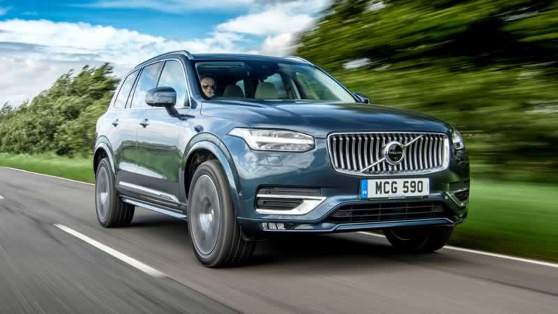 Volvo XC90 SUV Reliability and Transmission Issues