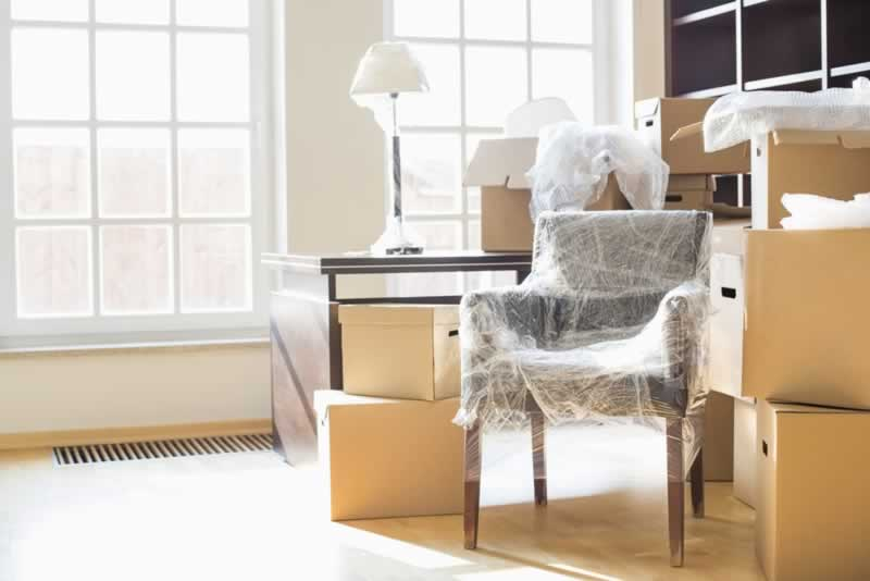 What are the Benefits of Using a Removals Company - packing