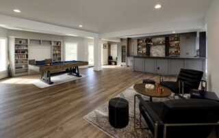 What to Consider Before Finishing Your Basement - basement