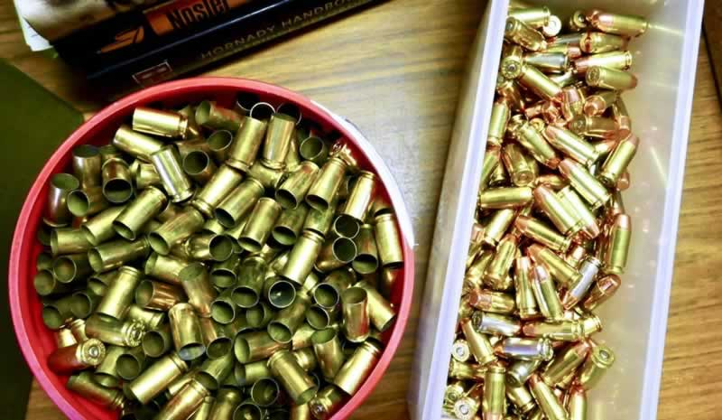 What to Consider While Reloading Ammunition - ammunition