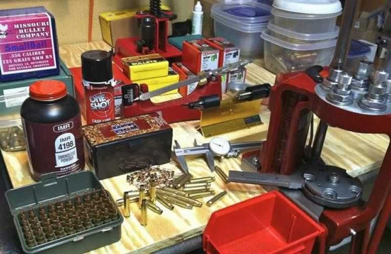 What to Consider While Reloading Ammunition